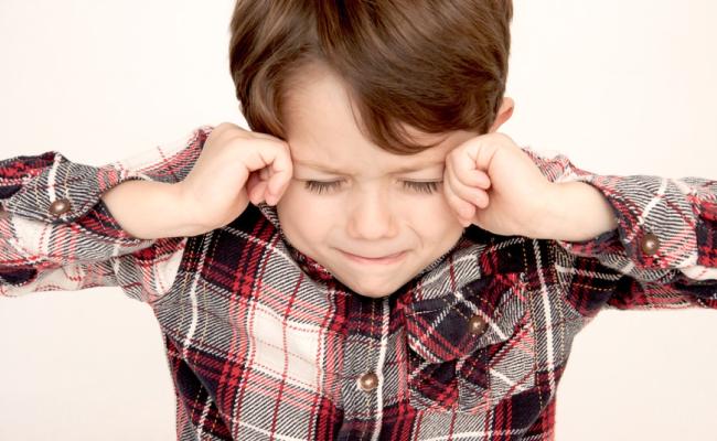 子供のストレスについて